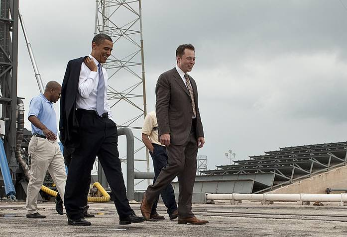 Elon's Space Pinto - Western Free Press
