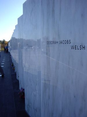 9/11 Pennsylvania flight 93 memorial